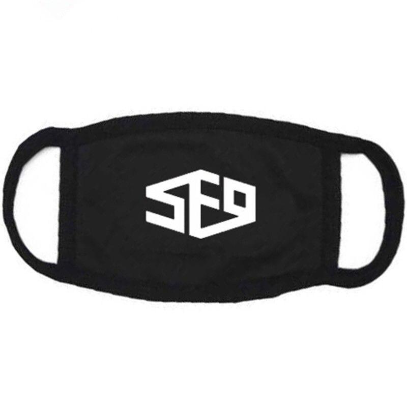 Mainlead Kpop SF9 Feeling Sensation Mouth Mask Muffle Unisex Face Respirator DAWON ZUHO