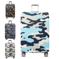 18 32inch Elastic Luggage Protective Cover Trolley Suitcase Printing Protect Dust Bag Case Travel Accessories Supplies