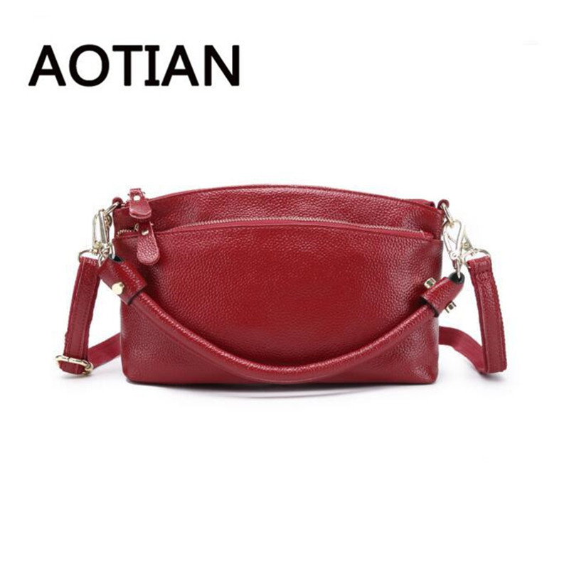 High Quality Genuine Leather Wome Handbags Fashion Solid Casual Tote Shoulder Bags Women Famous Brands Messenger Bag sac a main famous brands top quality women genuine leather bag fashion women handbags shoulder bag rivets owl pattern messenger bags