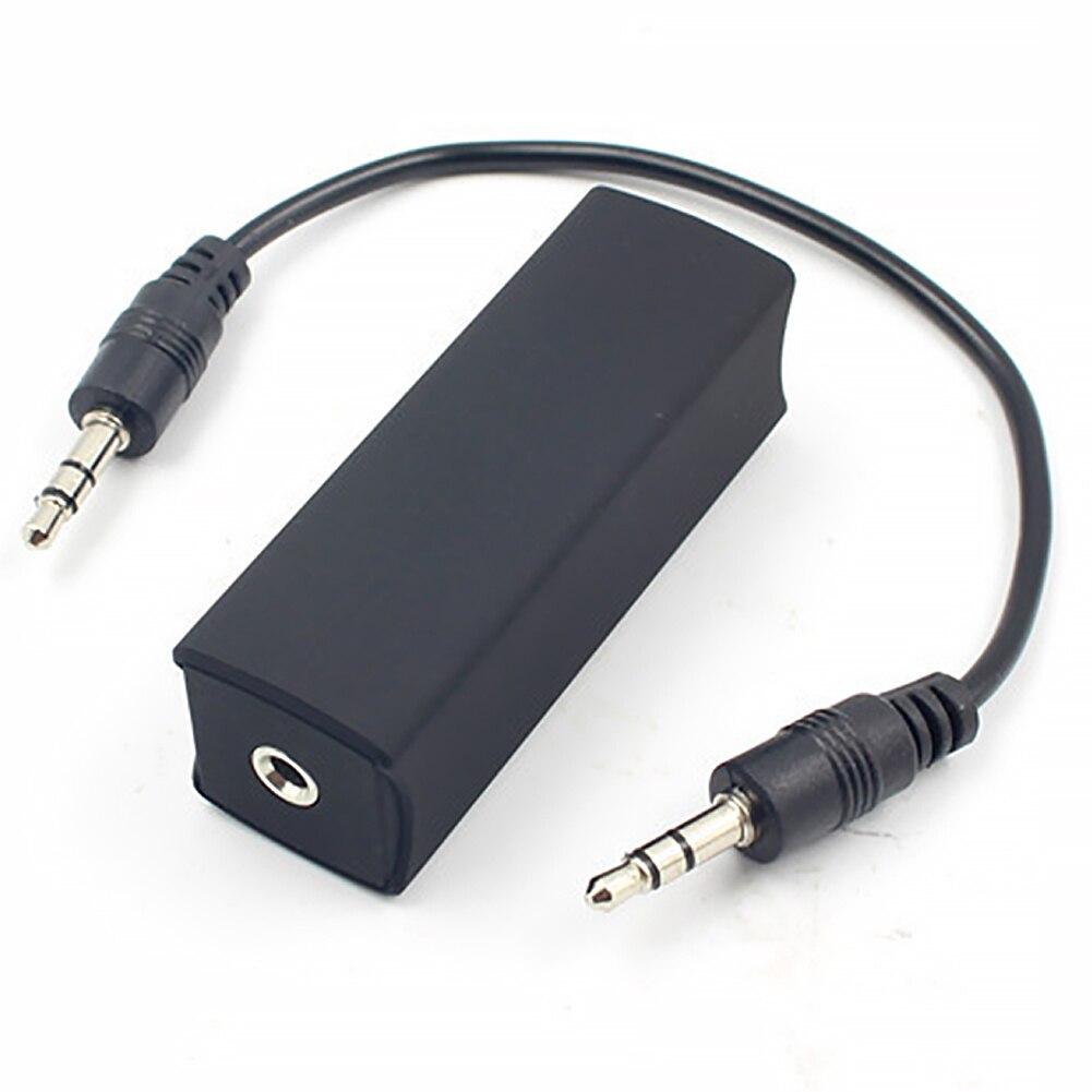 Unterhaltungselektronik Tragbares Audio & Video Radient Neue Boden Schleife Lärm Isolator Für Auto Audio System Home Stereo Mit 3,5mm Audio Kabel Noise Cancelling