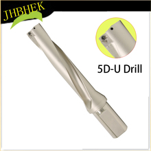 SP C25 SD20.5 21MM 22MM 23MM 24MM 25MM 5D U Drilling Shallow Hole indexable insert drills Fast Drill Bit CNC For SP Type Inserts
