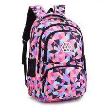 Fashion font b kids b font book font b bag b font breathable backpacks children font