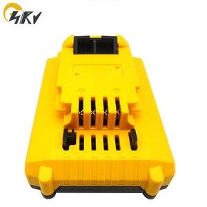 Image 2 - Bateria de ferramenta de alimentação de íon de lítio, 18v fmc687l pcc680l pcc685l lbx20 lbxr20 para stanley pai max Fmc687l Xj