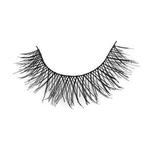 Image 5 - 10 Pairs Wispies False Eyelashes Thick Long Crisscross Lashes Extension Handmade Soft Eye Makeup Lashes