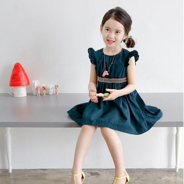 Kinder Prinzessin Kleider Für Babys 2017 Sommer Mädchen Designer ...