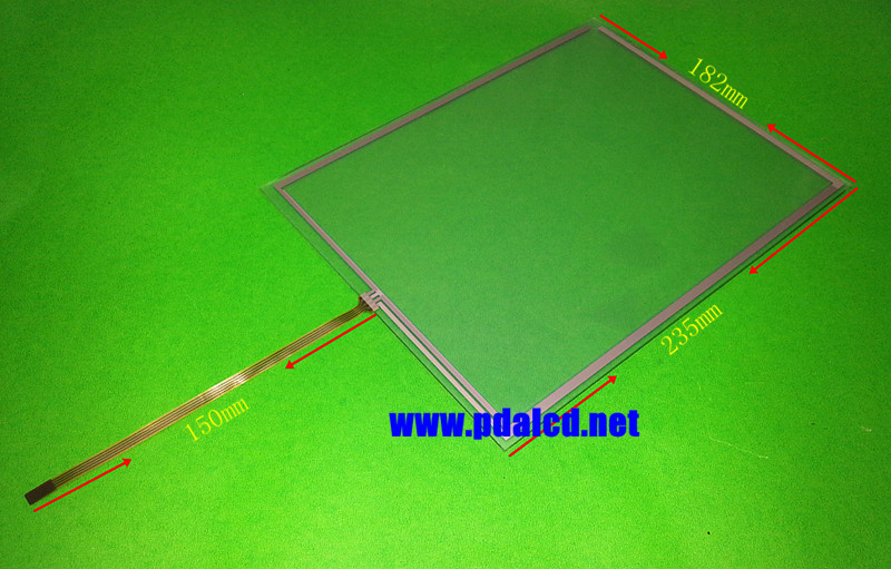 New 10.4 inch for Siemens KTP1000 BASIC COLOR DP 6AV6 647-0AE11-3AX0 HMI Touch screen digitizer panel free shipping