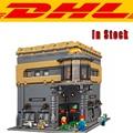 2017 Nuevo 15015 5003 unids City Creator El museo de dinosaurios Modelo Kits de Construcción de Juguetes de Bloques de Ladrillos Compatible Regalo