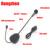 Dongzhen VNETPHONE Bluetooth Capacete Da Motocicleta Fone De Ouvido Intercomunicador Moto Sem Fio Mãos Livres Bluetooth Interphone com FM