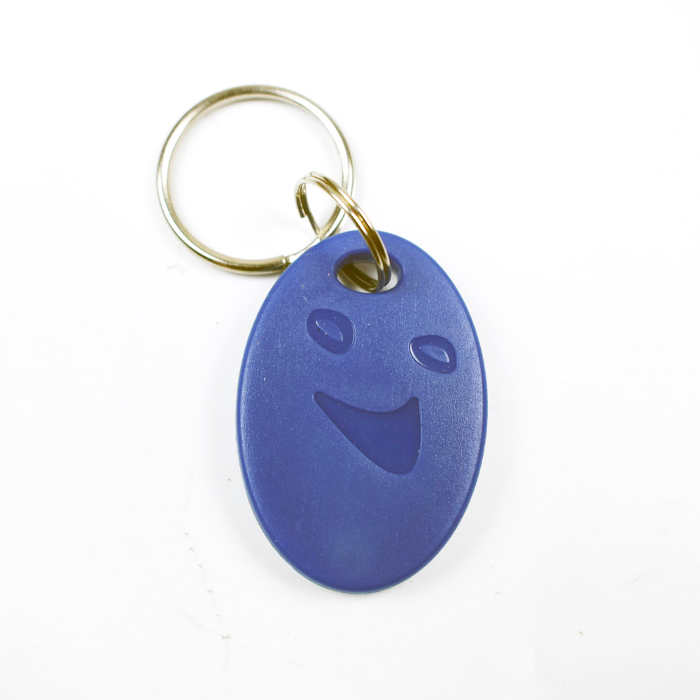 5pcs RFID Key Fobs 13.56MHz China Fudan 1K S50 Chip IC Tags Token Ring NFC Proximity ABS Key 50pcs rfid key fobs 13 56mhz proximity abs key ic tags token ring nfc 1k china fudan s50 1k chip blue yellow green