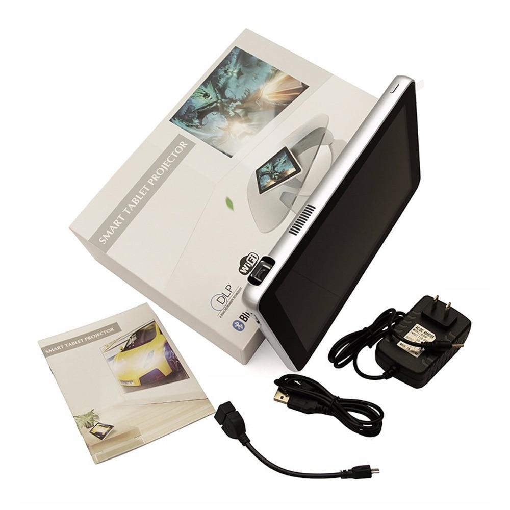 Everyone Gain A800L Projectors DLP Tablets Mini Wireless Android Projector via PC Portable Mini Phone Full HD Tablet wifi Beamer