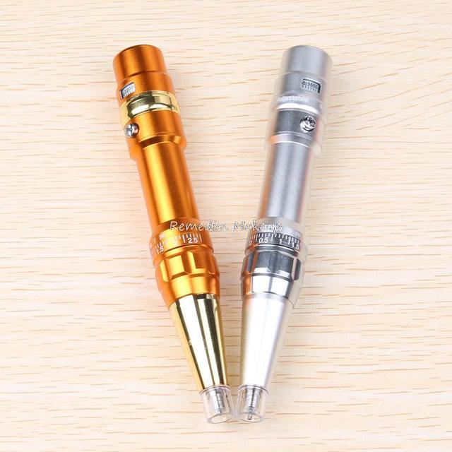 Nueva Máquina de Tatuaje Maquillaje Permanente Pen Kits Con Accesorios de Acero Inoxidable Eléctrica Cosméticos Conjunto Armas Para Labios Cejas Maquillaje