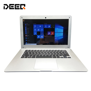 Free postage 14 inch Laptop Windows10 2G RAM 32G EMMC Z8300/Z8350 HDMI WIFI Windows10 System bluetooth computer notebook