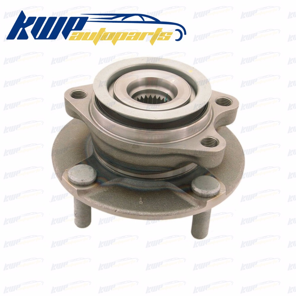 2012 Fits Dodge Journey Rear Right Wheel Bearing and Hub Assembly x 1