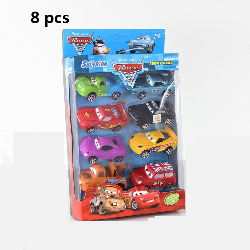 aliexpresscom buy 8pcs cute metal cartoon car models vehicles kids toy car toys for children metal alloy from reliable toy dragonfly suppliers on best