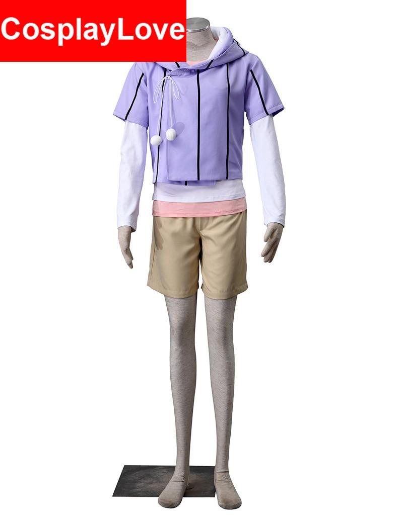 Vysoká kvalita Boruto: Naruto film Hinata Hyuga Cosplay kostým pro vánoční Halloween Party CosplayLove Stock