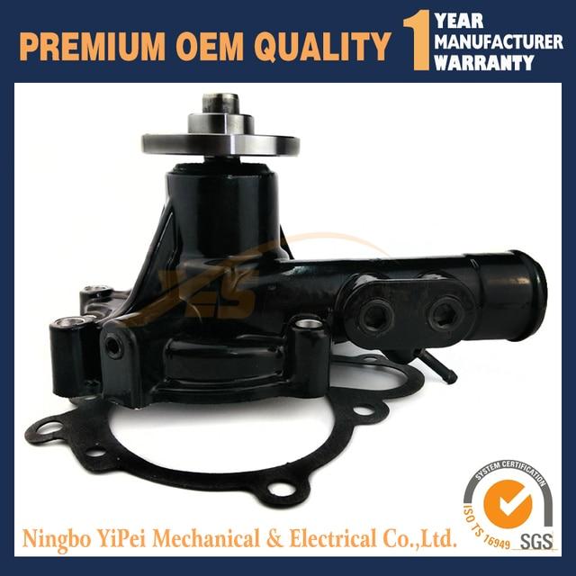 Engine Water Pump 129001-42005 129327-42100 for Komatsu 3D84 3D84-1F 3D84-1GA Mini Excavator & Wheel Loader