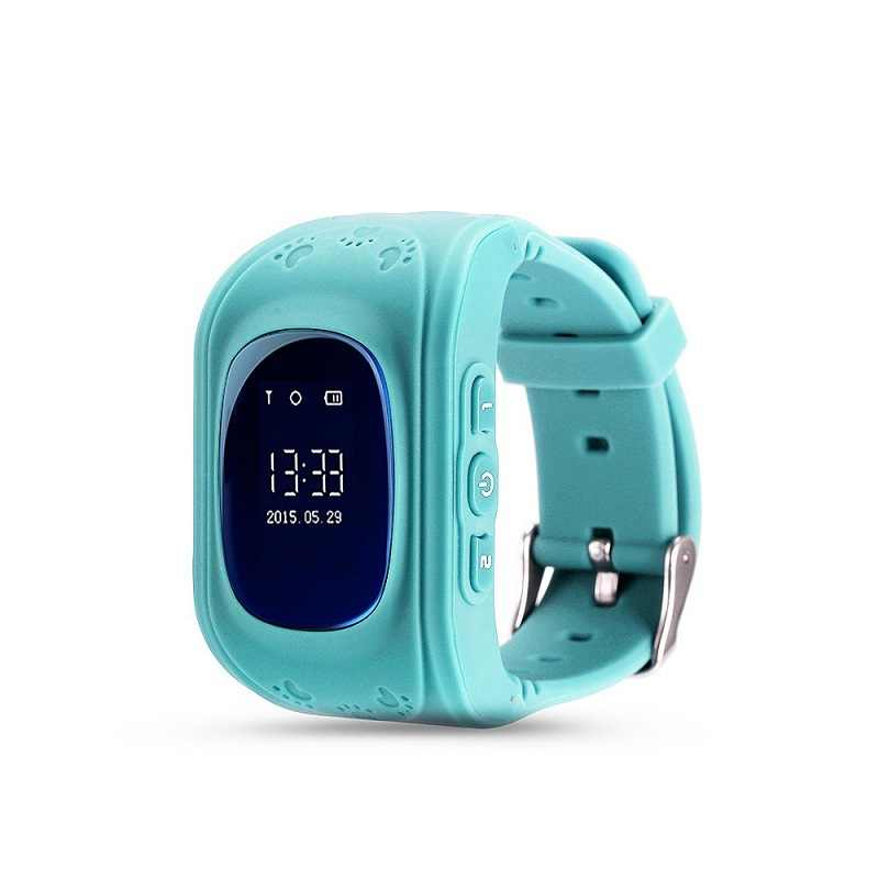 Hotsale Kids Smart Watch Q50 with Bluetooth GPS SOS Call Location Finder Locator Tracker Smart Baby Tracking Watch PK Q90 Q100