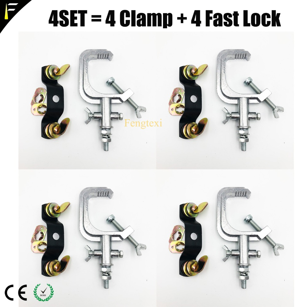 Quick Lock Theater Hook with Security Strap Locks Hook for Installing Projectors Lighting Moving Head Beam