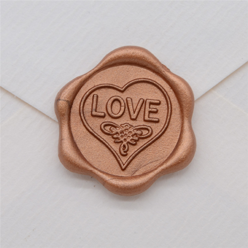 9 Pcs Wax Seals Self Adhesive Seal Wax with Flower Design Sealing Wax Stamp Stickers for Wedding invitation Letter Decoration