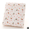 baby blanket  Muslin CottonTwo Layers Thicken Newborn Baby Swaddle Winter Baby Swaddling Sleeping blankets Bedding 120*120CM