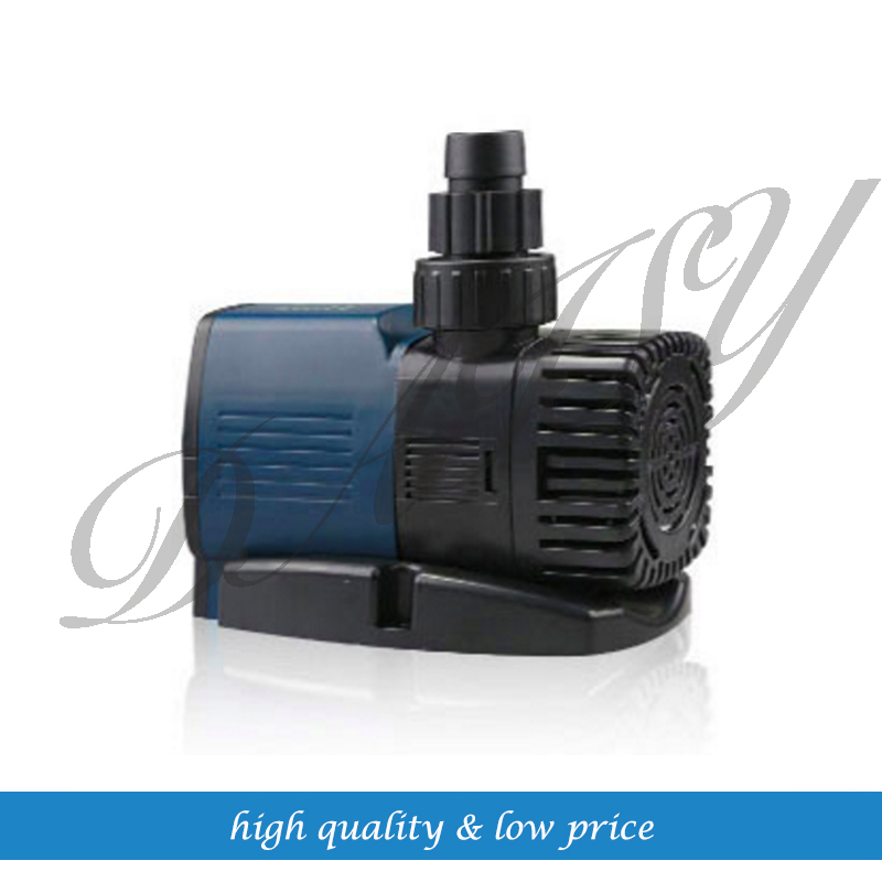 220V 40W Submersible Water Pump 6000L/h Fish Tank Aquarium Electric Pump hy334 manual suction changing water abs pump for aquarium fish tank white blue 180cm