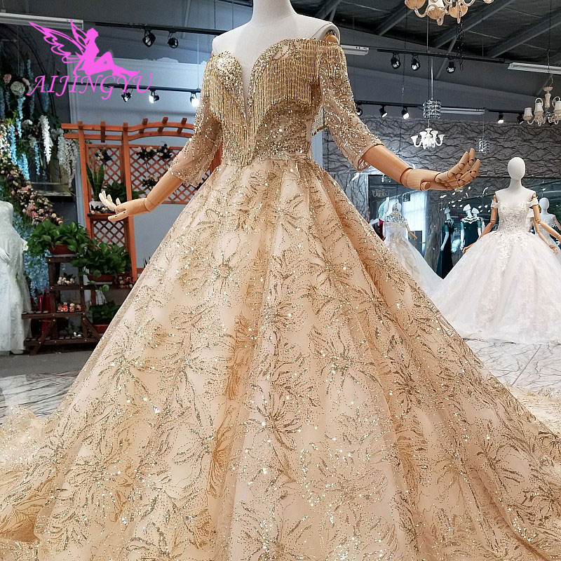 Where To Buy Wedding Gown: AIJINGYU Guangzhou Wedding Dresses Places To Buy Gowns For