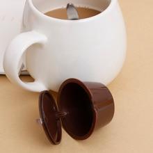 Reusable Empty Coffee Capsule Plastic Refillable Dulce Gustos Baskets Espresso Filter Capsules 1pcs 70