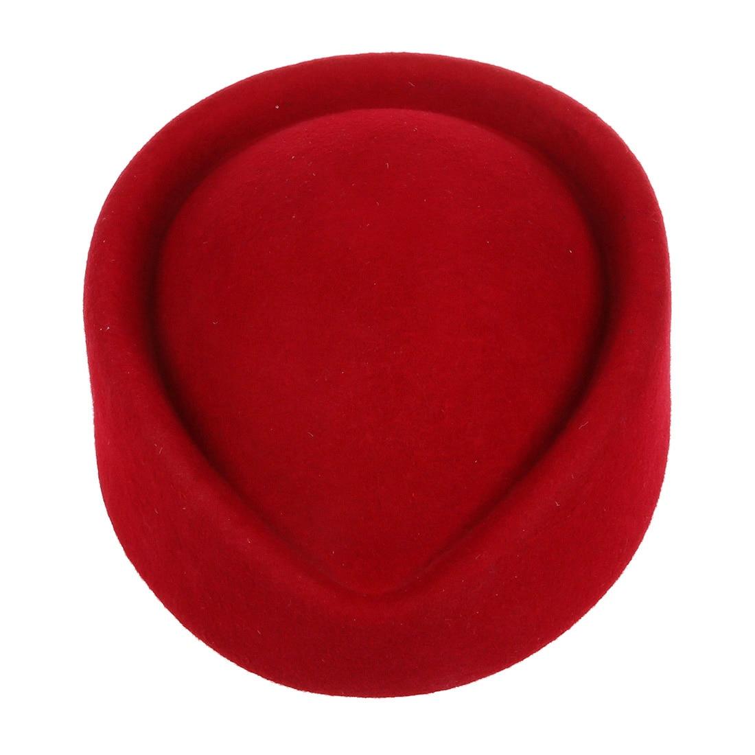 Negro Steampunk sombrero lana sombreros para mujer loco sombrerero sombrero  caballero británico hombres sombreros magia mago 2037134a37b