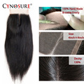Peruvian Lace Closure Straight 7A Bleaches Knots Peruvian Virgin Hair Straight Lace Closure Cheap Peruvian Virgin Hair Closure