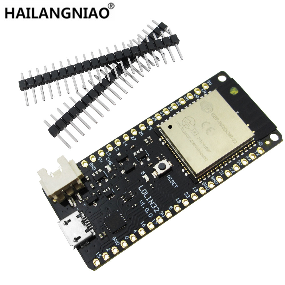 ESP32 ESP-32 ESP-32S ESP32S For WeMos Mini D1 LOLIN32 Wifi Bluetooth Wireless Board Module Based ESP-WROOM-32 Dual project esp32 x 8266 esp wroom 02 wifi