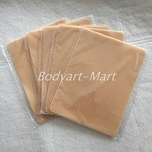 Tattoo Practice Skin Sheet 5pcs/Lot Blank Plain For Tattoo Needle Machine Supply Kit 20 X 15cm – Pmu Microblading STPS01-5