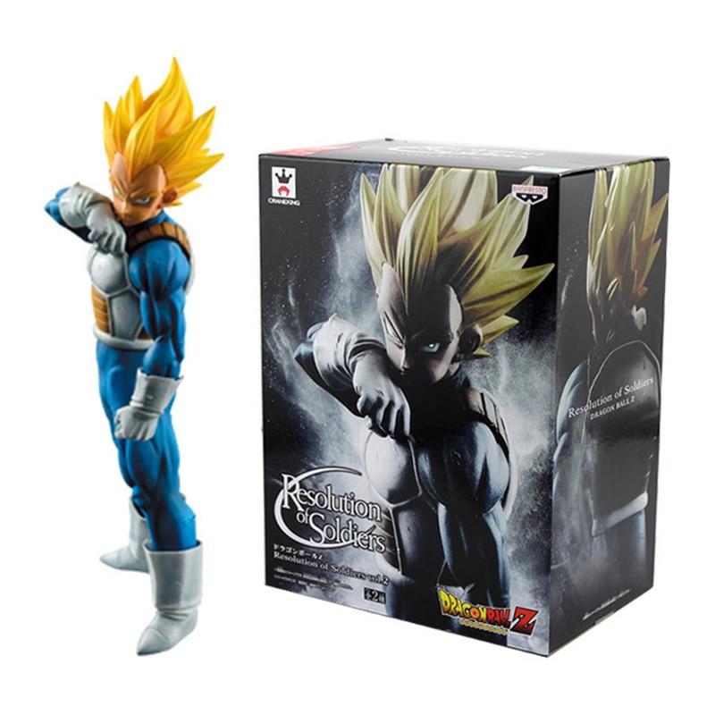 ALI shop ...  ... 32989272164 ... 2 ... 3 Set Dragon Ball Z Goku Action Figure PVC Collection Model Toy Anime Super Saiyan Son Gohan Zamasu Broly Figure Toys For Kids ...