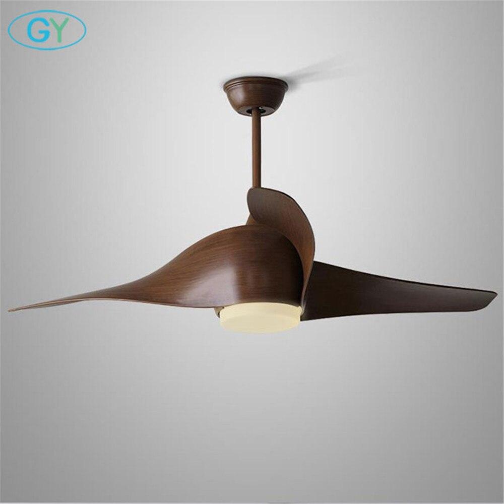 White Chandelier Ceiling Fan: 15W Art Decor Design Lamp LED Ceiling Fan Lights Warm
