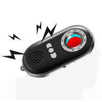 Anti Spy Bug Detector GPS Wireless Signal Device Finder Vibration Alarm Sensor Anti theft Privacy Protect Security with