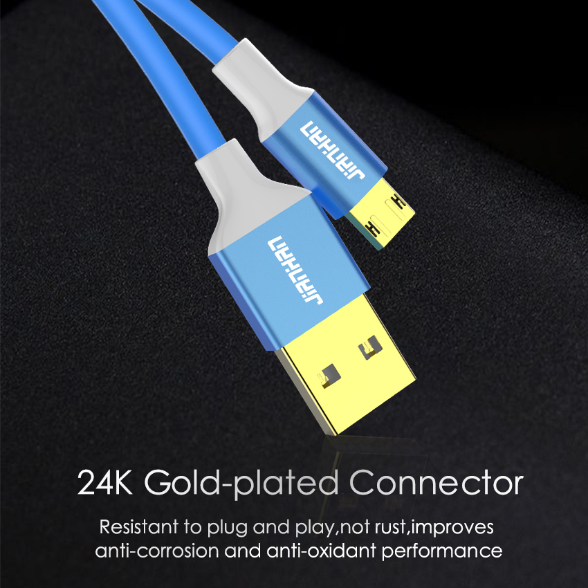 2 Pack Αναστρέψιμο Καλώδιο Micro USB 5V 2A - Ανταλλακτικά και αξεσουάρ κινητών τηλεφώνων - Φωτογραφία 3