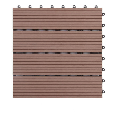 Diy Outdoor Floor Green Wood Floor Outdoor Balcony Patio Garden
