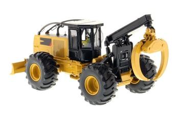 цена на 1:50 Car Toys High Line Series 85932 Construction 555D Wheel Skidder Engineering Vehicles Model Fans Collectible Children Gift