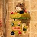 Nueva historieta de la llegada Totoro colgando de cajas de pañuelos de peluche de moda producto de la casa Totoro
