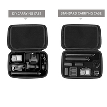 Portable case waterproof Protection Box Spare parts Storage Bag  for DJI OSMO ACTION camera Accessories