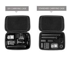 Étui Portable étanche boîte de Protection pièces de rechange sac de rangement pour DJI OSMO ACTION caméra accessoires
