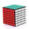 Frete Grátis shengshou 7x7 shengshou 7x7x7 velocidade cube toys magic Cube Enigma Inteligência Educacional brinquedos