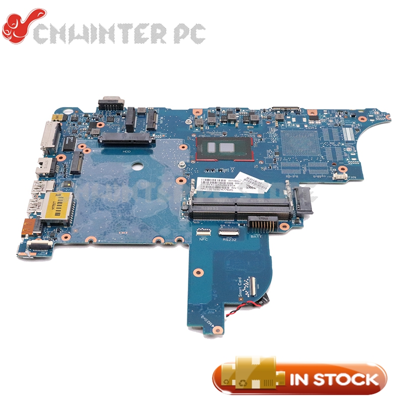 NOKOTION FOR HP Elitebook 640 <font><b>650</b></font> G2 laptop motherboard <font><b>I5</b></font>-6200U CPU 840716-601 840716-001 6050A2723701-MB-A02 image