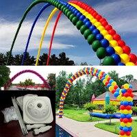 5 м x 4 м большой шар арка для Свадебная вечеринка Место проведения украшения