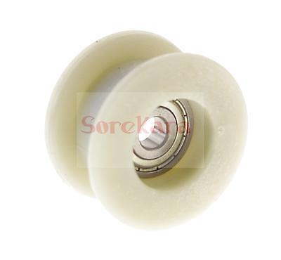 10*60*41 мм U ширина паза 30,5 мм направляющий шкив Sheave герметичный рельсовый подшипник BH1060