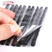 1 Pack Tubeless Tire Repair Seal Strip Car Tyre Repair Recovery Tools For Auto Motorcycle Bike Tire Puncture Emergency Kit 10pcs tire repair kit diagnostic motorcycle tools tubeless tire repair kit car van vehicle wheel tire puncture mending tools