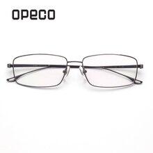 015723438bbe Opeco pure titanium men s eyeglasses including RX lenses prescription  eyewear frame RX recipe male spectacles 6634