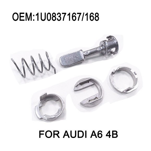 97 05 Door Lock cylinder Repair Kit For Audi A6 Allroad C5 S6 RS6 Avant Base