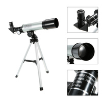 F36050 Optical Glass Monocular Spotting Scope Space Astronomical Telescope With Adjustable Portable Tripod TeleConverter on sale
