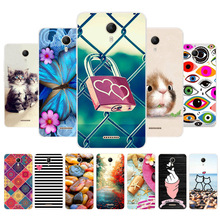 Vanveet Soft Silicone Case For Wiko Jerry 2 Case Coque For Wiko Jerry2 Cover Flamingo Painted Case Cover For Wiko Jerry 2 Fundas wiko наушники