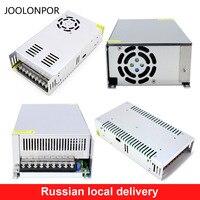 Ac to Dc Constant Power Supply 24V 20A 480W 500W 48V 10A 20A 400W 480W 500W 960W 1000W Led Transformer Switching Power Supply